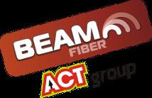 Beam Fiber Logo